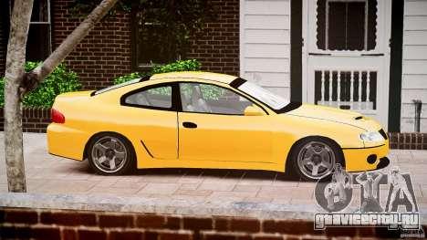 Pontiac GTO 2004 для GTA 4 вид сзади