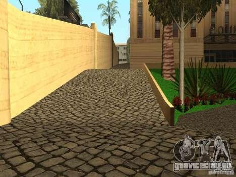 Новая больница ЛС для GTA San Andreas пятый скриншот
