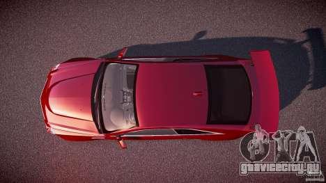 Cadillac CTS-V Coupe для GTA 4
