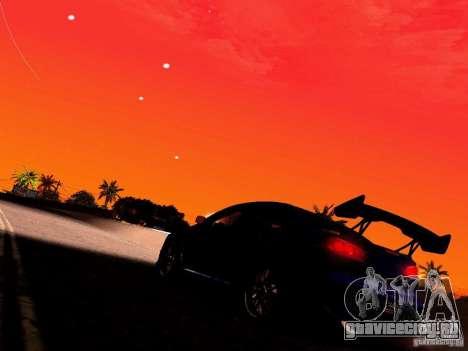 Mitsubishi Lancer EVO X Juiced2 HIN для GTA San Andreas вид сбоку