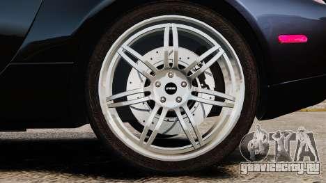 BMW Z8 2000 для GTA 4