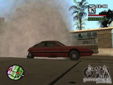 Overdose effects V1.3 для GTA San Andreas десятый скриншот