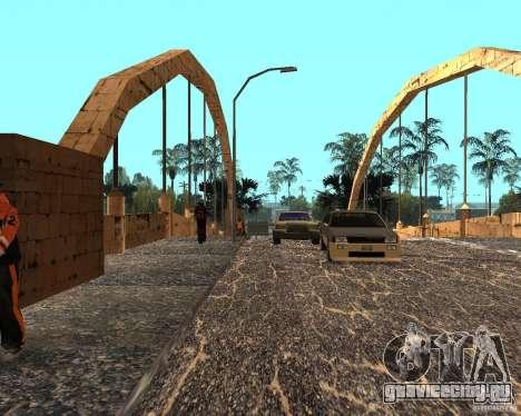 New Ghetto для GTA San Andreas четвёртый скриншот