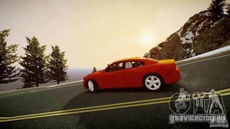 Dodge Charger R/T 2011 Max для GTA 4 вид сзади слева
