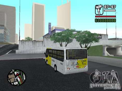 Induscar Caio Piccolo для GTA San Andreas вид слева
