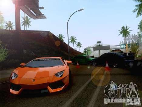 Аварии на дорогах для GTA San Andreas второй скриншот