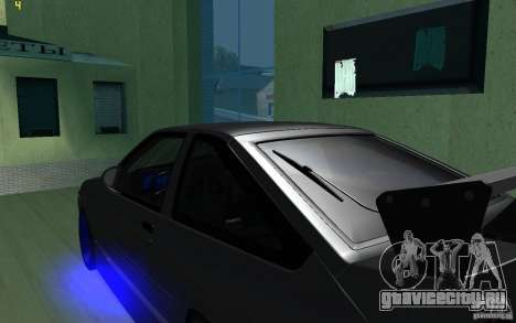 Тойота Королла для GTA San Andreas вид справа
