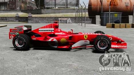 Ferrari F2005 для GTA 4
