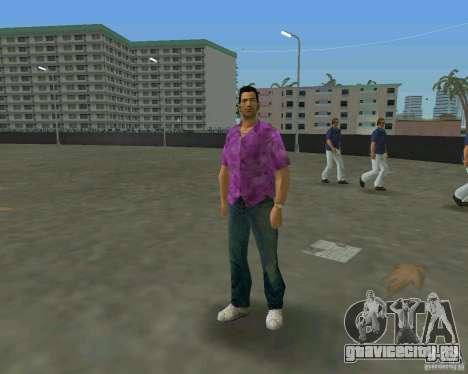 Tommy в HD качестве + новая модель для GTA Vice City шестой скриншот
