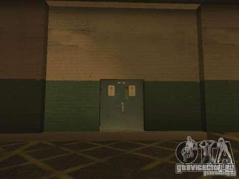Запасной выход из LSPD для GTA San Andreas третий скриншот