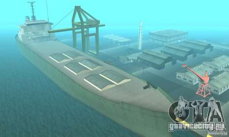 New Island для GTA San Andreas второй скриншот