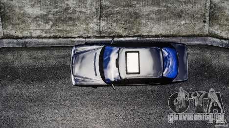 Mercedes-Benz E55 AMG для GTA 4 вид справа