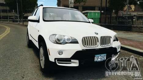 BMW X5 xDrive48i Security Plus для GTA 4