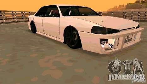New Sultan v1.5 для GTA San Andreas