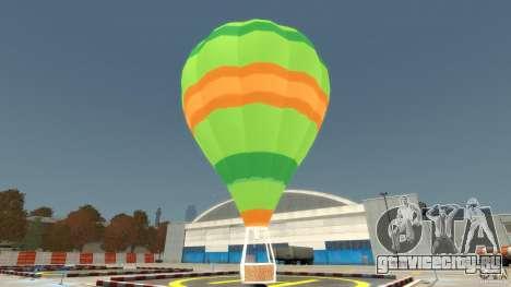 Balloon Tours option 10 для GTA 4