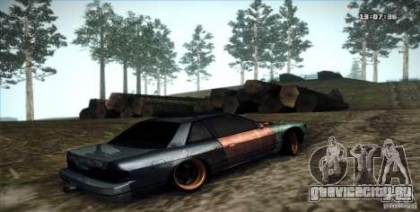 ENB Graphics Mod Samp Edition для GTA San Andreas шестой скриншот