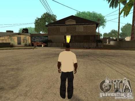 Майка Red Bull для GTA San Andreas четвёртый скриншот