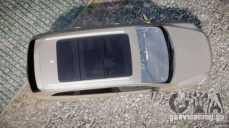 Audi Q7 V12 TDI Quattro Stock  v2.0 для GTA 4 вид справа