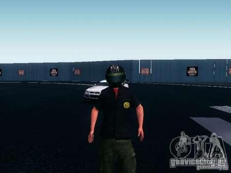 Race Ped Pack для GTA San Andreas седьмой скриншот