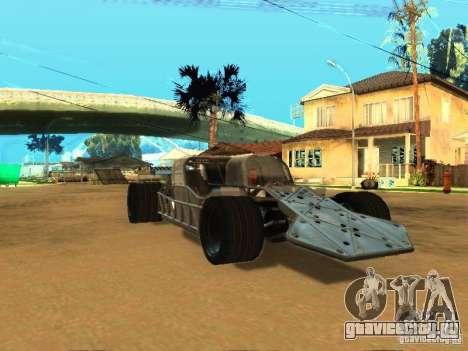 Fast & Furious 6 Flipper Car для GTA San Andreas