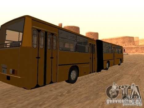 Икарус 280.33 для GTA San Andreas вид сзади слева