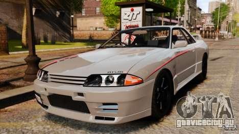 Nissan Skyline GT-R (BNR32) для GTA 4