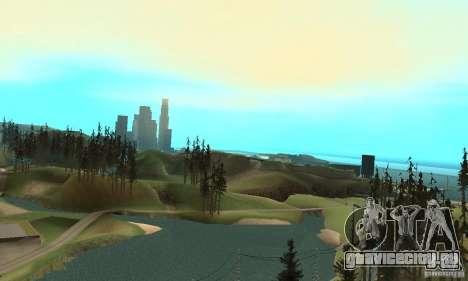 10x Increased View Distance для GTA San Andreas третий скриншот