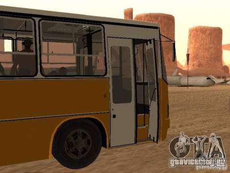 Икарус 280.46 для GTA San Andreas вид слева