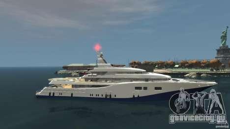Yacht v1 для GTA 4