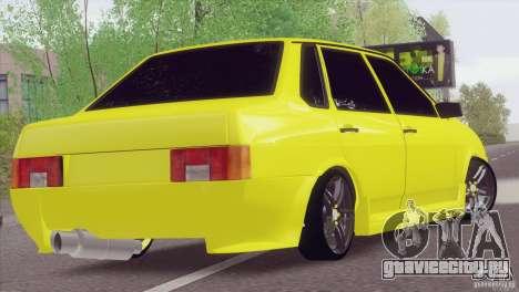ВАЗ 21099 Спорт для GTA San Andreas вид справа