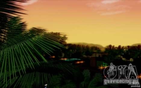 Новый Таймцикл для GTA San Andreas одинадцатый скриншот