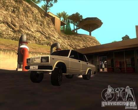 VAZ 2107 Azeri Style для GTA San Andreas