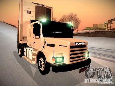 Scania T112 для GTA San Andreas