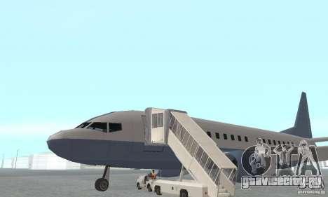 Airport Vehicle для GTA San Andreas четвёртый скриншот