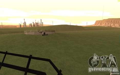 New desert для GTA San Andreas десятый скриншот