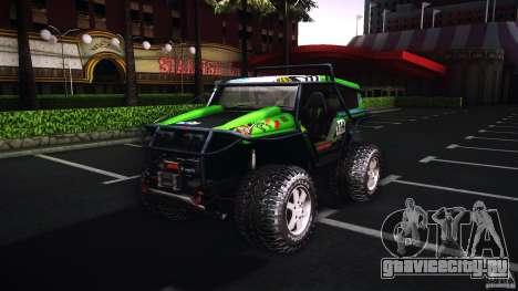 Tiger 4x4 для GTA San Andreas