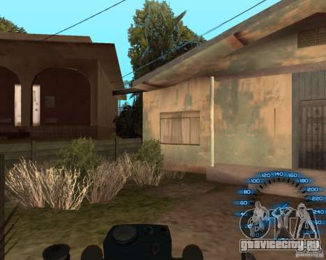 За рулем для GTA San Andreas четвёртый скриншот
