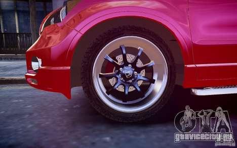 Honda CR-V Light Tuning для GTA 4 вид сбоку
