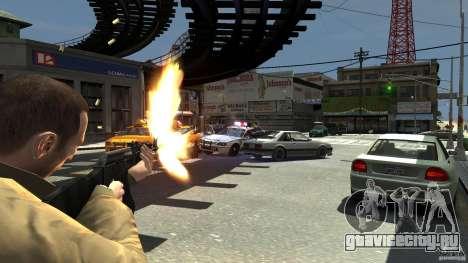 Red Army Mod (Realistic Weapon Mod) для GTA 4 четвёртый скриншот