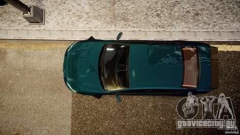Subaru Legacy B4 GT для GTA 4 вид справа
