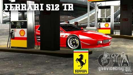 Ferrari 512 TR BBS для GTA 4 вид слева