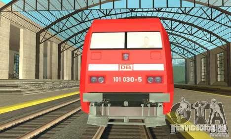 BR101 для GTA San Andreas вид сзади слева