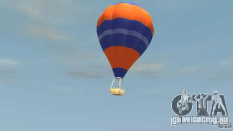 Balloon Tours option 6 для GTA 4 вид слева