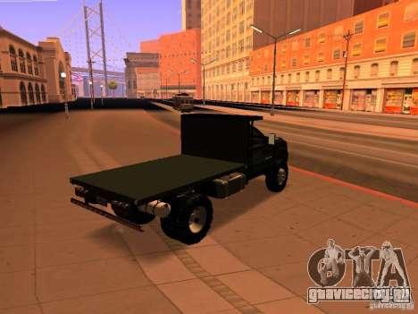 Chevrolet Silverado HD 3500 2012 для GTA San Andreas вид слева