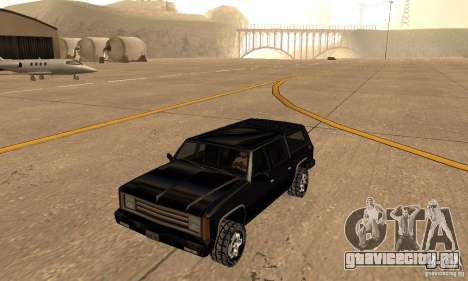 Autumn Mod v3.5Lite для GTA San Andreas девятый скриншот