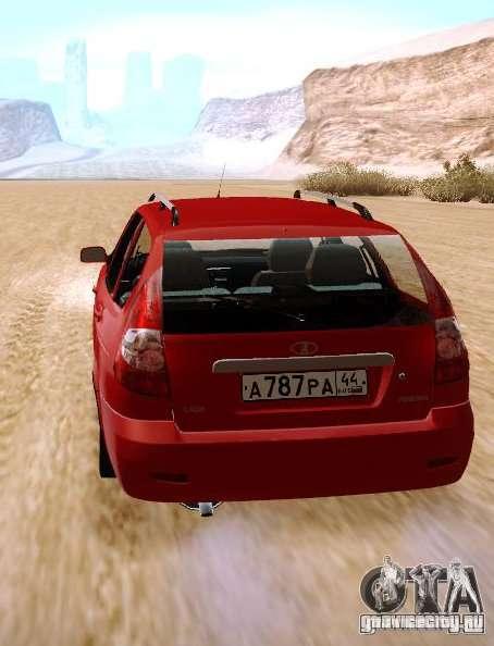 Lada Priora ВАЗ 2171 для GTA San Andreas