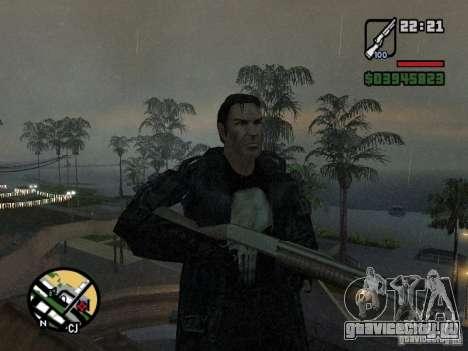 Каратель для GTA San Andreas