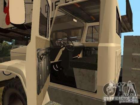 ГАЗ 3308 Садко для GTA San Andreas вид справа