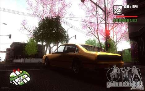 Spring Season для GTA San Andreas шестой скриншот