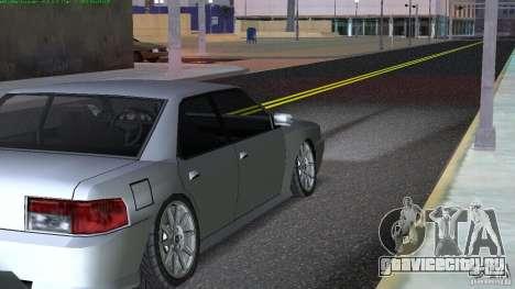 Новые ксеноновые фары для GTA San Andreas третий скриншот
